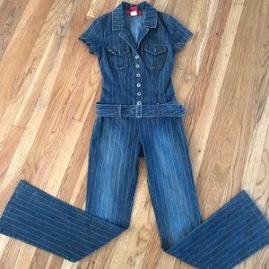Jean jumpsuit